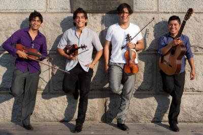 Villalobos Brothers | Bronx, NY | String Quartet | Photo #1
