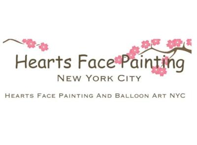 Hearts Face Painting And Balloon Art  | Brooklyn, NY | Face Painting | Photo #1