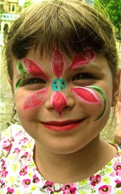 Hearts Face Painting And Balloon Art  | Brooklyn, NY | Face Painting | Photo #11