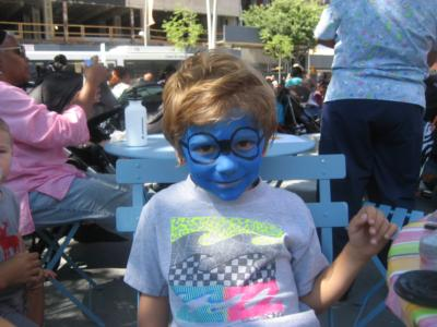 Hearts Face Painting And Balloon Art  | Brooklyn, NY | Face Painting | Photo #19