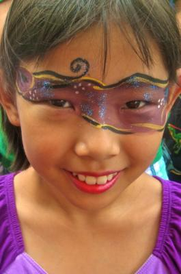 Hearts Face Painting And Balloon Art  | Brooklyn, NY | Face Painting | Photo #12