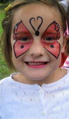 Hearts Face Painting And Balloon Art  | Brooklyn, NY | Face Painting | Photo #10