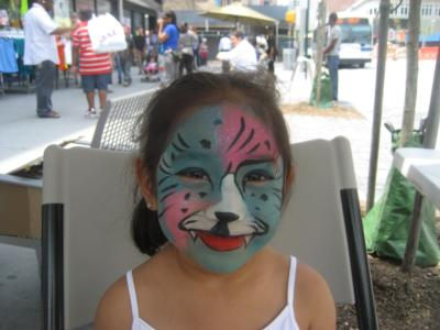Hearts Face Painting And Balloon Art  | Brooklyn, NY | Face Painting | Photo #17