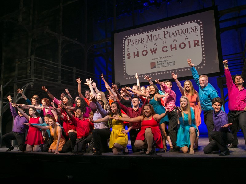 Paper Mill Playhouse Broadway Show Choir - Choral Group - Millburn, NJ