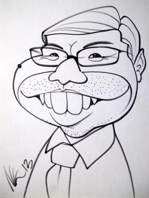 Kap Art Beasted | San Diego, CA | Caricaturist | Photo #8