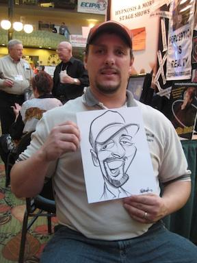 Chris Moore | Cedar Rapids, IA | Caricaturist | Photo #5