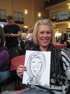 Chris Moore | Cedar Rapids, IA | Caricaturist | Photo #6