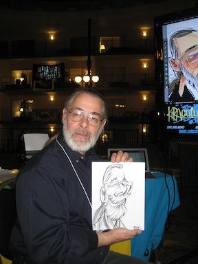 Chris Moore | Cedar Rapids, IA | Caricaturist | Photo #7