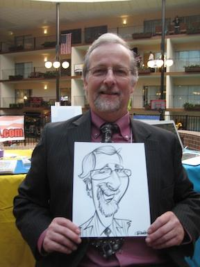 Chris Moore | Cedar Rapids, IA | Caricaturist | Photo #3
