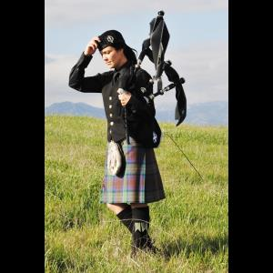 Green Valley Lake Bagpiper | Dark Isle Piper/ Dark Isle Pipe Band