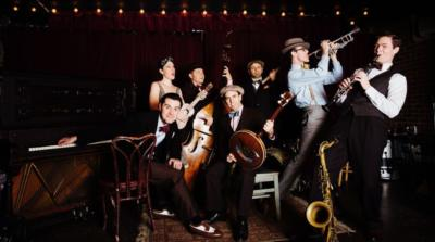 Dewdrop Society | New York, NY | Jazz Band | Photo #14