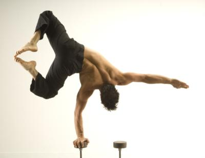 Cory Tabino Handbalancer and Circus Artist | Orlando, FL | Circus Act | Photo #1