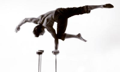 Cory Tabino Handbalancer and Circus Artist | Orlando, FL | Circus Act | Photo #3