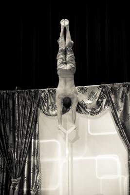 Cory Tabino Handbalancer and Circus Artist | Orlando, FL | Circus Act | Photo #7