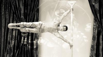 Cory Tabino Handbalancer and Circus Artist | Orlando, FL | Circus Act | Photo #5