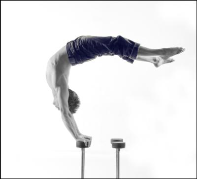 Cory Tabino Handbalancer and Circus Artist | Orlando, FL | Circus Act | Photo #4