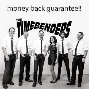 Bellingham Dance Band | The Timebenders