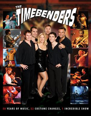 The Timebenders | Victoria, BC | Dance Band | Photo #1