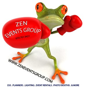 Lincolns New Salem Video DJ | Vision Weddings & Events by Zen Events Group