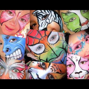JuJubilee's Professional Face Painters - Face Painter - Tyler, TX