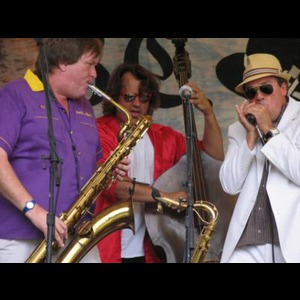 Newport News Zydeco Band | James Day and the Fish Fry