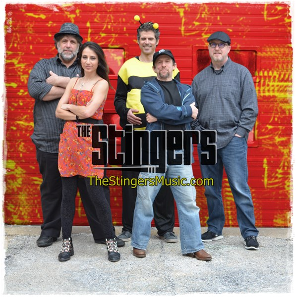 The Stingers - Classic Rock Band - Chicago, IL