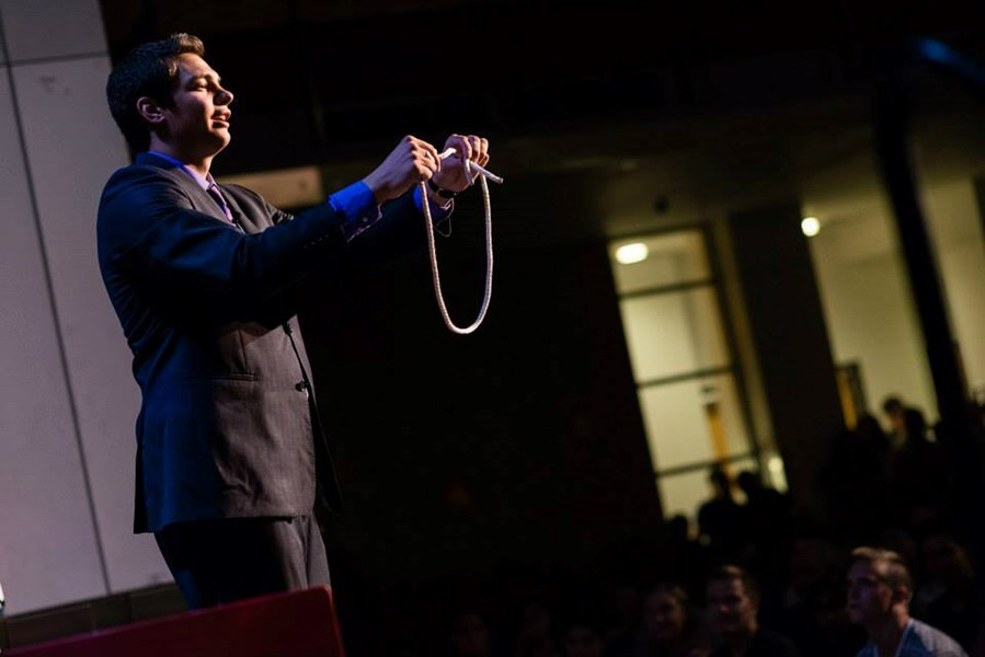 Amazing Close-Up Magician: Steven Brundage - Magician - Saratoga Springs, NY