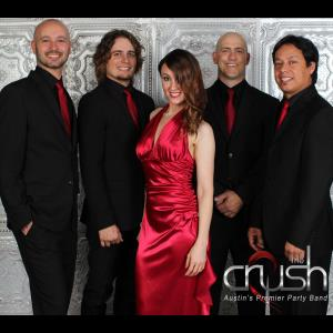 Voca Top 40 Band | The Crush