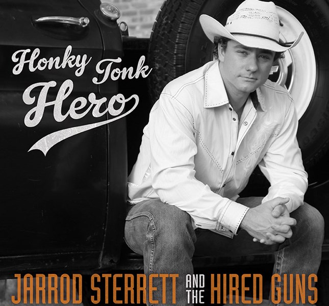 Jarrod Sterrett and The Hired Guns - Country Band - Conroe, TX