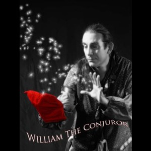 William the Conjuror - Magician - Williamsburg, VA