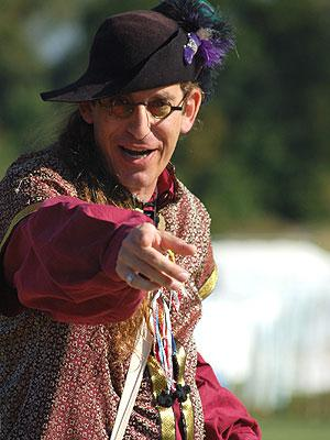 William the Conjuror | Williamsburg, VA | Magician | Photo #9