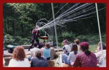 William the Conjuror | Williamsburg, VA | Magician | Photo #6