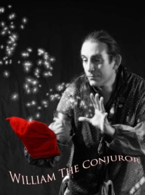 William the Conjuror | Williamsburg, VA | Magician | Photo #1