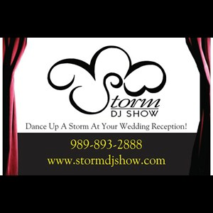 Gladwin Bar Mitzvah DJ |  Storm DJ Show / Absolutely Amazing DJs Bay City