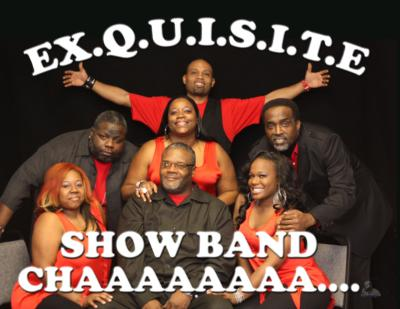 EX.Q.U.I.S.I.T.E SHOW BAND!!! | Durham, NC | Show Band | Photo #1