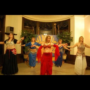 Columbia Cabaret Dancer | Belly Dance Sisterhood Troupe