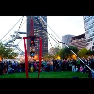 North Rose Circus Performer | The Up State Cirque Performance Troupe