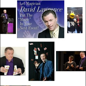 David Lawrence-ComedyMagician/Entertainer