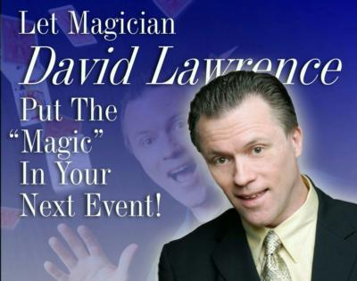 David Lawrence-Magician/Entertainer | Pittsburgh, PA | Magician | Photo #20