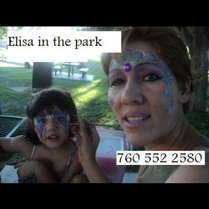 celebrate face painting and balloon twisting - Face Painter - Hesperia, CA