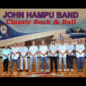 North Benton Cover Band | Classic Rock & Roll with The John Hampu Band