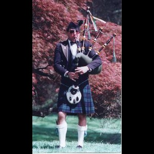 Bath Bagpiper | Bagpiper William Watson