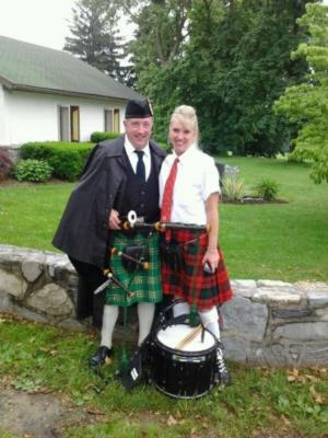 Bagpiper William Watson | Springfield, PA | Bagpipes | Photo #19