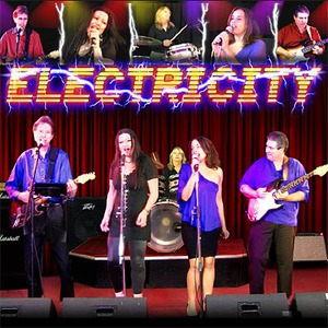ELECTRICITY - Classic Rock, Top 40, R&B, and Dance - Cover Band - Los Angeles, CA