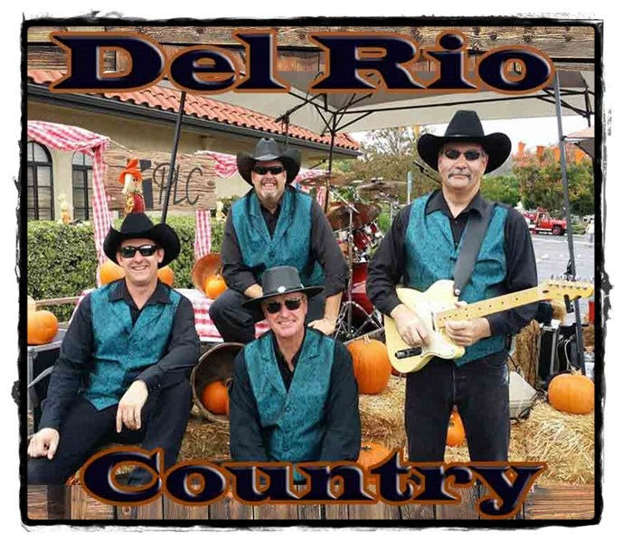 Del Rio  - Country Band - Escondido, CA