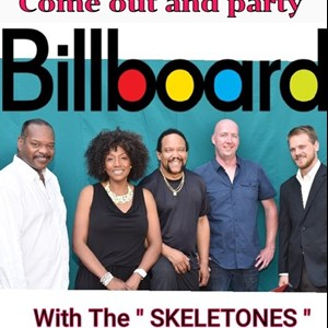 Benton Harbor Dance Band | Skeletones of Kalamazoo