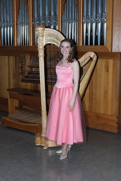 Junior Recital, February 2014