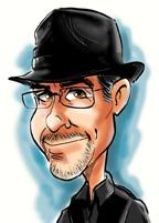 Caricatures by Tony Brischler