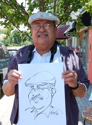 Caricatures by Tony | Atlanta, GA | Caricaturist | Photo #13