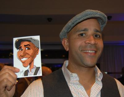 Caricatures by Tony | Atlanta, GA | Caricaturist | Photo #11